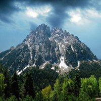 Tor, la muntanya maleïda