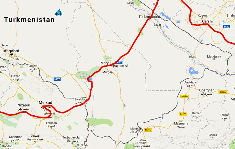 mapa-turkmenistan