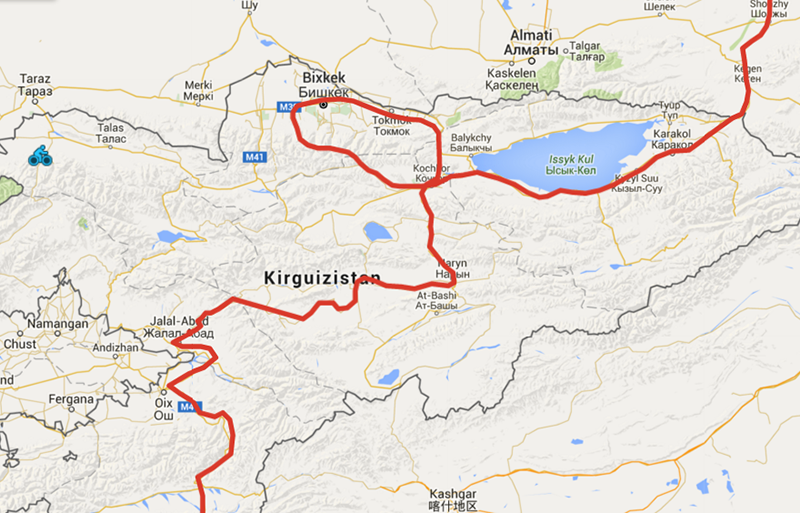 mapa-kirguizistan