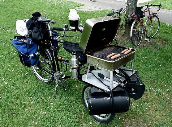 BBQ-bike