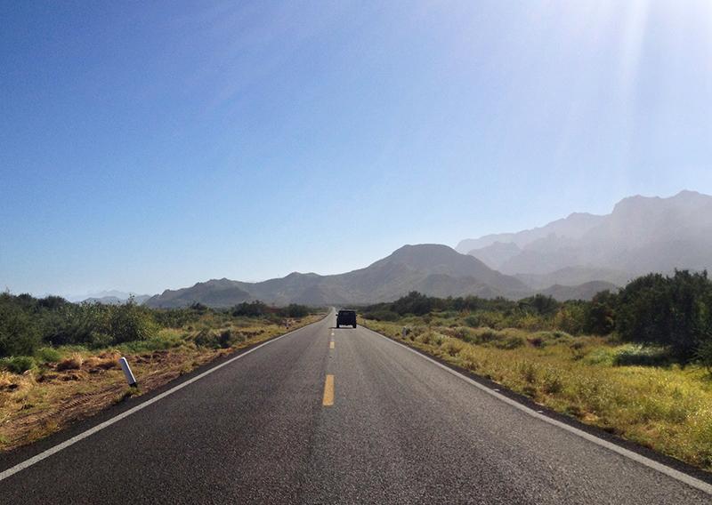 loreto carretera