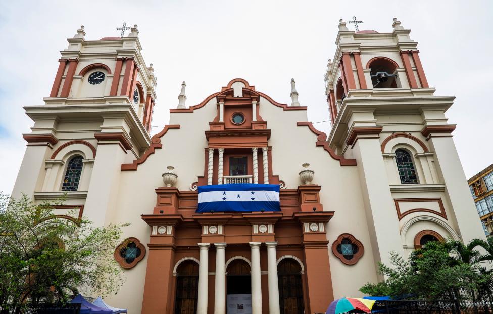 Catedral San Pedro Sula