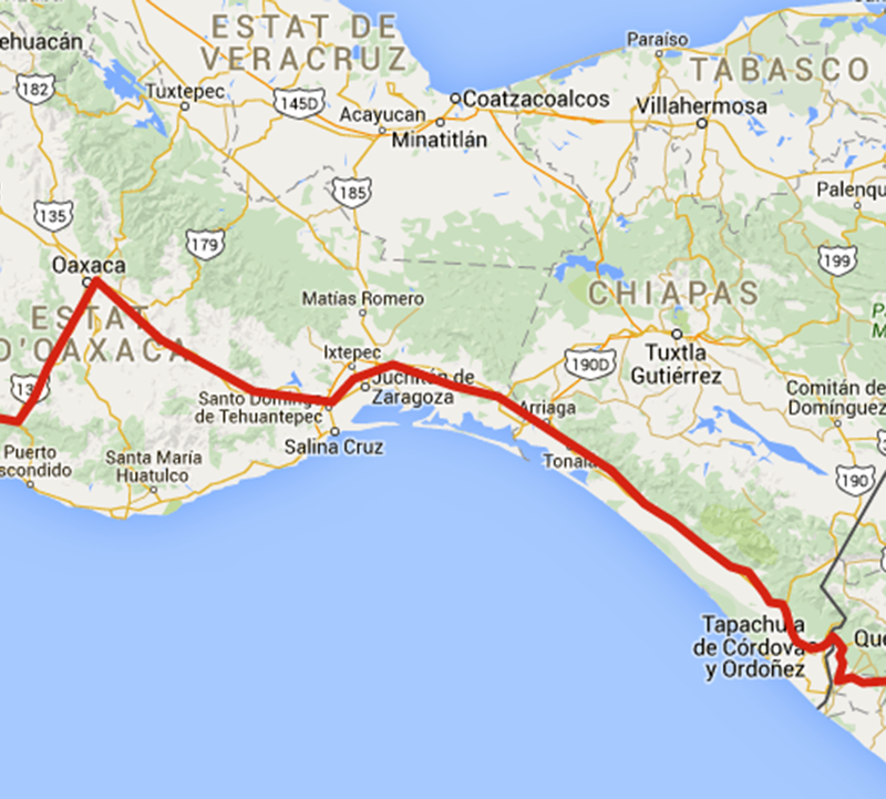mapa-oaxaca-chiapas